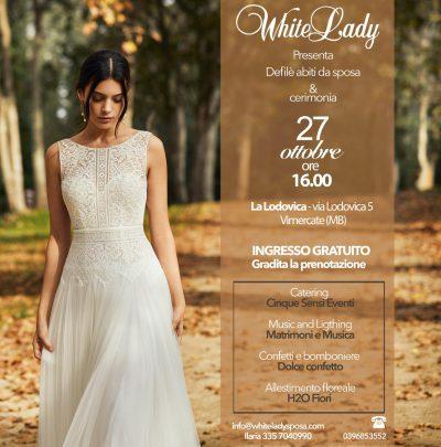 Defilè White Lady 2019